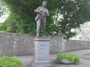 Michael Collins Statue, Clonakilty